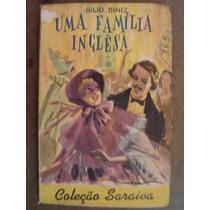 Uma Família Inglêsa Julio Diniz 2º Volumecenas Da Vida Do Po
