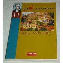 Quincas Borba Machado De Assis Livro