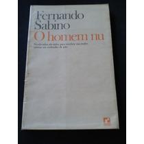 Livro O Homem Nu De Fernando Sabino
