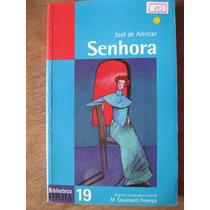 Livro Senhora De José De Alencar - 1997