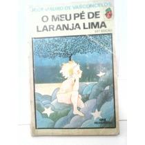 Livro José Mauro De Vasconcelos Meu Pé De Laranja Lima