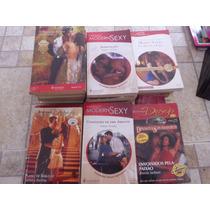 Lote Romances Tipo Júlia/ Sabrina Harlequin 30 Unidades