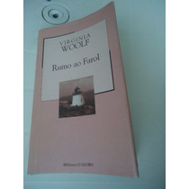 Livro Rumo Ao Farol - Virginia Woolf