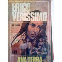Erico Verissimo Ana Terra Editora Globo Livro Bolso