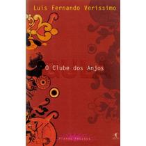 Livro:o Clube Dos Anjos Luis Fernando Verissimo Frete Gratis