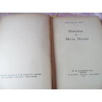 Livro Histórias Da Meia Noite