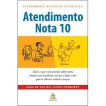 Livro - Atendimento Nota 10, Novo, Sextante
