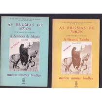 Coleçao As Brumas De Avalon 4 Volumes - Editora Imago