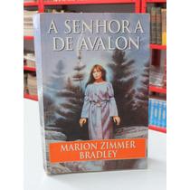 Livro A Senhora De Avalon Marion Zimmer Bradley Rocco