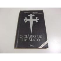 O Diário De Um Mago - Livro Em Bom Estado - Paulo Coelho