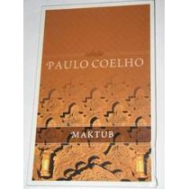 Livro - Paulo Coelho - Maktub