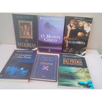Lote Com 6 Livros Paulo Coelho