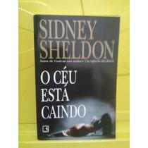 O Céu Está Caindo - Sidney Sheldon - Novo