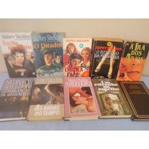 Lote Com 10 Livros Sidney Sheldon