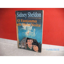 Livro Sidney Sheldon O Fantasma Da Meia-noite Ed. Ática/1994