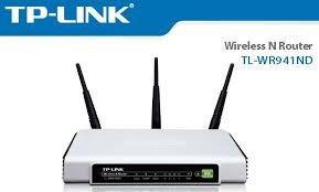 Roteador Tp Link Tl-wr940 Wirelles 3 Antenas 300 Mbps,