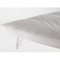 Pillow Top Plooma Queen 80% Penas 20% Plumas De Ganso