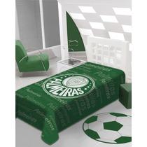 Cobertor Raschel Jolitex Time Palmeiras Solteiro 1,50x2,20