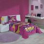 Colcha Matelassê Infantil Lepper - Barbie Super Princesa