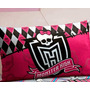 Fronha Monster High 50cmx70cm Lepper - Vila Loeh
