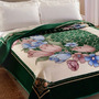 Cobertor Jolitex Kyor Casal - Toulon Verde