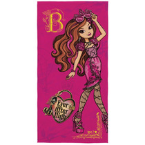 Toalha De Banho Felpuda Ever After High Briar Beauty Lepper