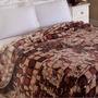 Cobertor Jolitex Kyor Casal - Oxford Bege