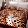 Cobertor Jolitex Kyor Casal - Leopardo
