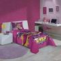 Jogo De Cama Infantil Lepper - Barbie Super Princesa