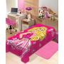Cobertor Da Barbie + Fronha