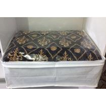 10 Pçs Capa Porta Edredon E Organizador De Cobertor, Toalhas