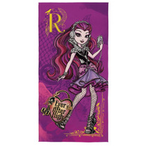 Toalha Banho Felpuda Ever After High Raven Queen Lepper