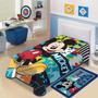 Manta Jolitex Solteiro Softlight Microfibra Disney Mickey
