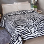 Cobertor Microfibra Casal Kyor Plus Zebra Jolitex
