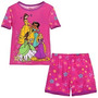 Pijama Infantil Disney Original Princesas Short Tam 4 E 8