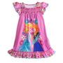 Camisola Anna E Elsa Frozen Original Disney Store