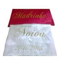 Robe / Roupão Personalizado Para Dia Da Noiva