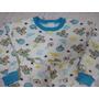 Pijama Infantil Peluciado Inverno- Tamanhos 8,10 E 12-menino