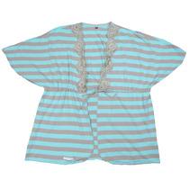 Conjunto De Pijama 3 Peças Viscose Feminino