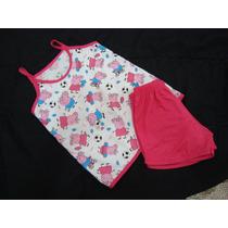 Pijama Peppa Pig Menina