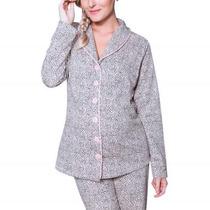 Cojunto De Pijama Ounce Open Dressy