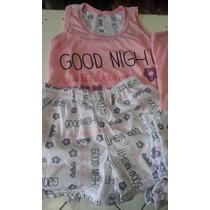 Pijama Mãe E Filha De Verão