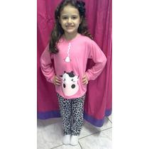 Pijama Vaquinha, Tal Mãe, Tal Filha - Infantil