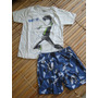 Pijama Ben 10 Do 4 Ao 12 Ref 11000155