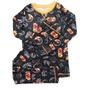 Pijama Infantil P 4 5 Anos Marvel Star Wars Frio Longo