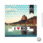 Porta Copo Haus For Fun I Love Rio 10x10
