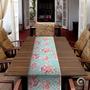 Caminho De Mesa Haus For Fun Floral 20 Chita 35x160 Cm
