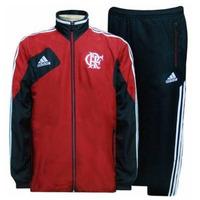 Agasalho Adidas Viagem Flamengo Tactel X16861 P, M, G E Gg
