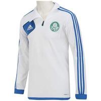 Blusa Moletom Treino Palmeiras Branca Adidas 2013