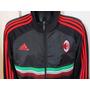 Jaqueta Milan Itália Oficial Adidas Tam. G - Frete Grátis